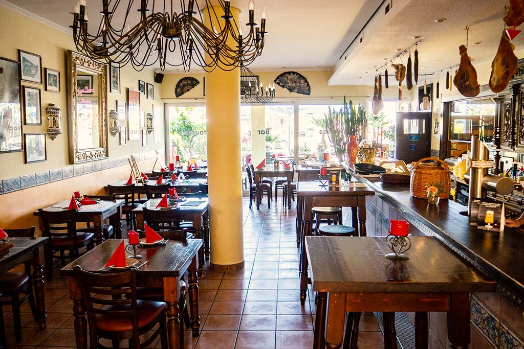 Bodega Bottrop - spanisches Restaurant - Tapas-Bar