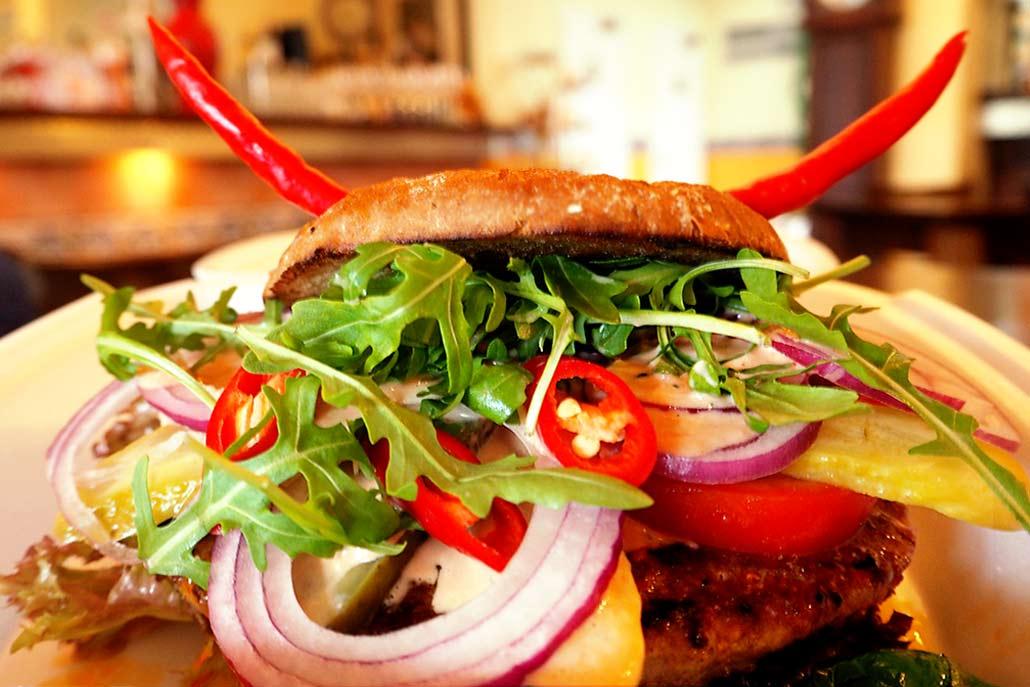 El Torro Burger